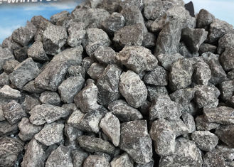 Gray Color Vice White Fused Alumina Refractory Raw Materials Ture Density 3.9g/cm3 Min